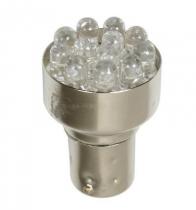 Ampoule mult-led 12 LED blanche