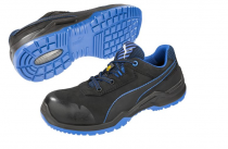 CHAUSSURES de SECURITE PUMA Ardon blue Low