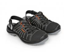Chaussures SABOTS en cuir noir 38 au 41