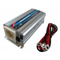 Convertisseur de tension 24-220V 600 W USB