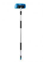 Hydro-brosse avec manche télescopique