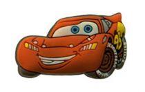 Jibbitz Cars Flash Macquenn