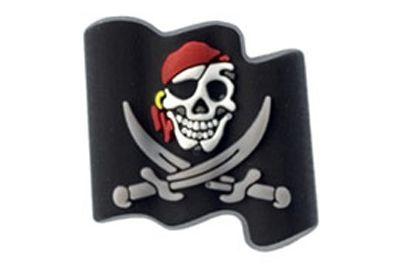 Jibbitz drapeau pirate