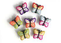 Jibbitz papillon