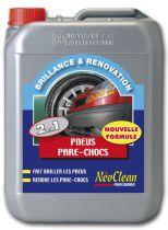 Pare chocs & pneus Neoclean