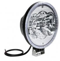 Projecteur circulaire à LED-54 LED