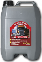 "Shampooing ""Excellence\"" pour poids lourds 200 Litres"