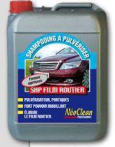 """Shampooing à pulvériser \""""film routier\"""" 200 Litres"""