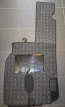 Tapis de sol  pour MERCEDES MP1