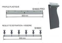 SYSTEME FIXATION BAVETTE