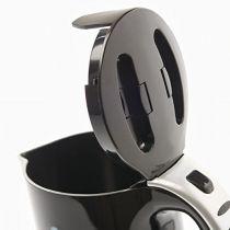 Bouilloire noire 12 V pour utilitaires et camping-cars