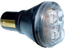 Ampoule alarme de recul 24V 2 Leds