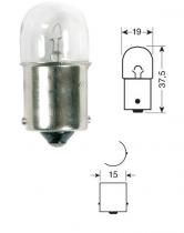 Ampoule graisseur  R10W 24V
