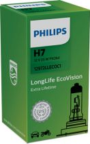 Ampoule H7 12 V 55 W longLife Vision