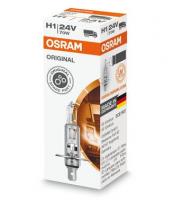 Ampoule OSRAM H1 24V 70W HALOGENE