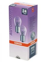 Ampoule OSRAM P21W BA15s 24V