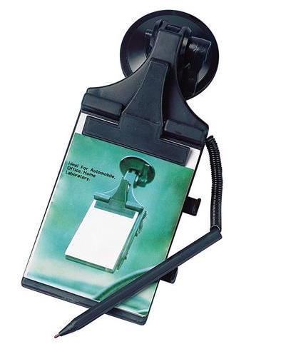 BLOC NOTE 85 X 115 mm avec ventouse