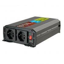 Convertisseur de courant 24V en 220 V - 1500W