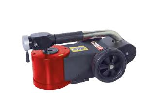 Cric hydropneumatique pliable 15 - 30 T