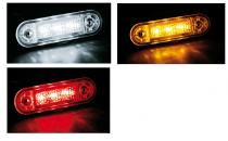 FEU 10 LEDS 10-30V pour barre de toit