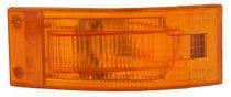 Feu clignotant orange