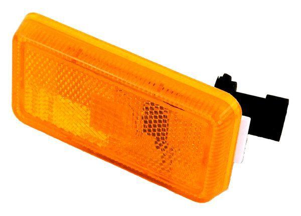 Feu latéral orange