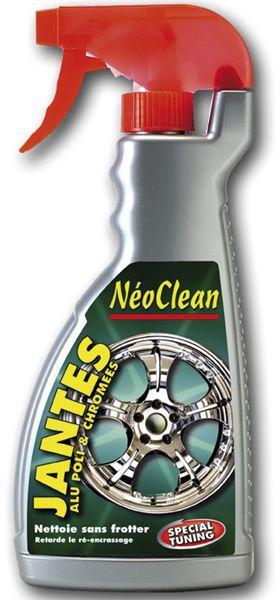 Jantes alu polies & chromées Neoclean
