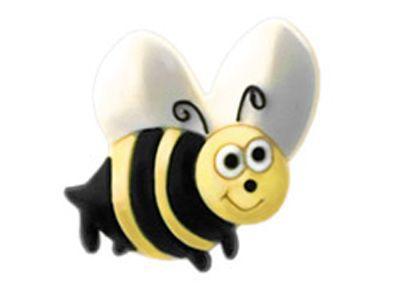 Jibbitz abeille