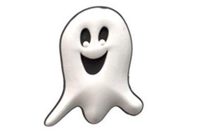 Jibbitz fantôme