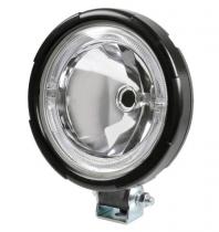Phare circulaire halogène avec feu de position LED