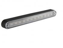 Plafonnier rectangulaire à 12 LED
