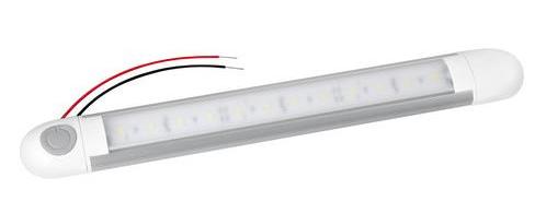 Plafonnier rectangulaire à LED - 2 fonctions