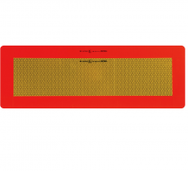 PLAQUES REFLECHISSANTES 565 X 130 mm