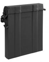Porte-document rectangulaire noir