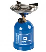 RECHAUD GAZ CAMPING - ALLUMAGE MANUEL