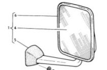 RETROVISEUR GRAND ANGLE RENAULT TRUCKS GAMME B