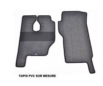 Tapis de sol IVECO EN PVC sur mesure
