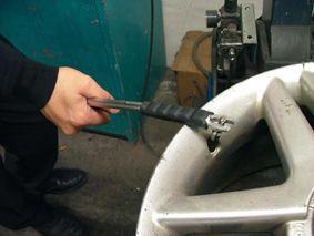 Tire-valves métallique