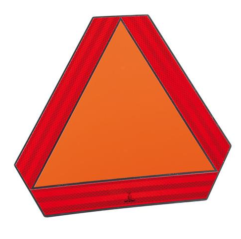 Triangle véhicules lents classe 2