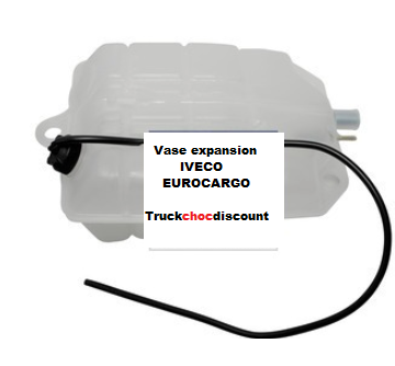 Vase d\'expansion pour IVECO Eurocargo