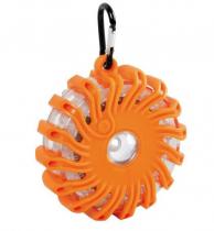 Vigiflash orange à pile